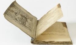 Beschadigd boek