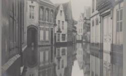 Stadsarchief Leuven: Wieringstraat onder water
