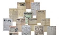 titelpagina's kranten