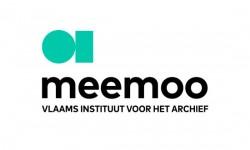 Logo meemoo Vlaams instituut voor het archief