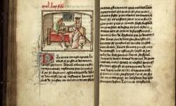 Histoire d'Olivier de Castille (14e eeuw - Universiteitsbibliotheek Gent)