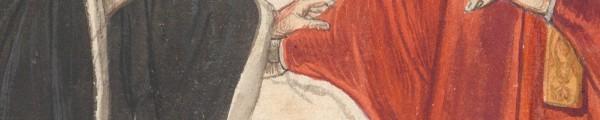 Uitsnede handen die elkaar vastnemen