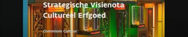 Openingsslide presentatie visienota