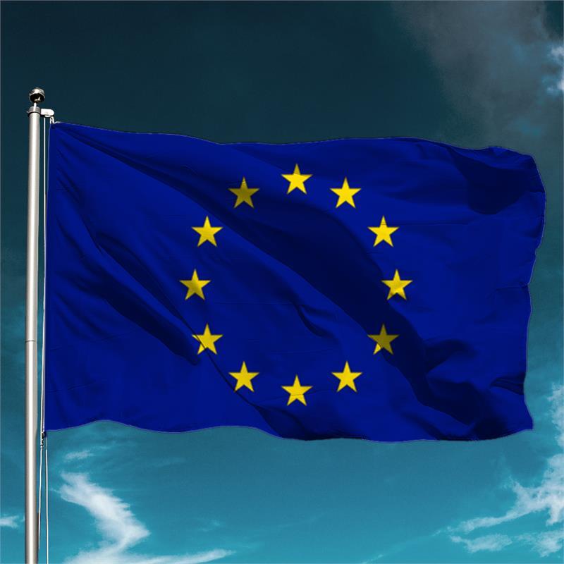 Vlag van Europa