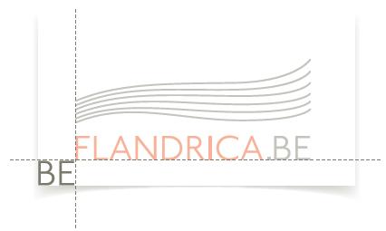 Gevraagde marge logo Flandrica.be